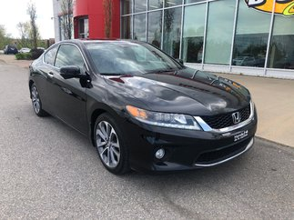 Honda Accord Coupe V6 EX-L w/Navi 2015