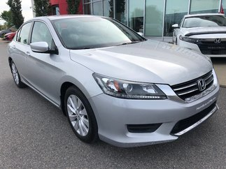 Honda Accord Sedan LX automatique 2014