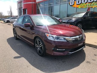 Honda Accord Sedan Sport AUTOMATIQUE 2016