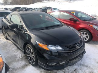 Honda Civic Coupe Si 2015