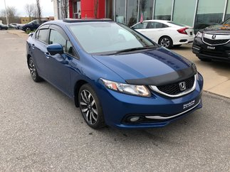 Honda Civic Sedan Touring 2014
