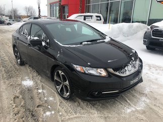 Honda Civic Sedan Si BERLINE 2015