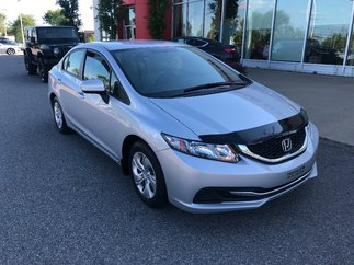 Honda Civic Sedan LX  AUTOMATIQUE 2015