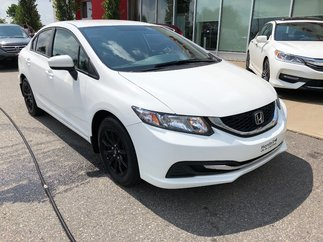 Honda Civic Sedan LX 2015