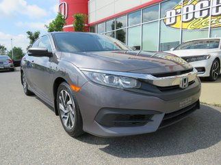 Honda Civic Sedan EX AUTOMATIQUE 2016