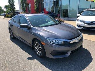 Honda Civic Sedan EX AUTOMATIQUE 2016