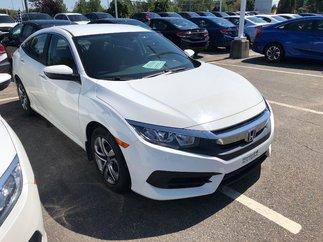 Honda Civic Sedan LX AUTOMATIQUE 2016