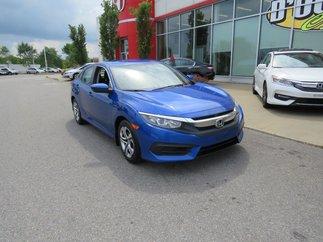 Honda Civic Sedan LX MANUELLE 2017
