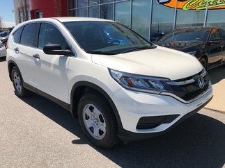Honda CR-V LX TRACTION 2016