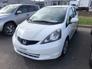Honda Fit LX MANUELLE 2014