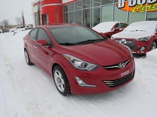 Hyundai Elantra LIMITED 2015