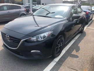 Mazda Mazda3 GX MANUELLE 2016