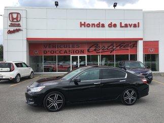 Honda Accord TOURING V6 2016