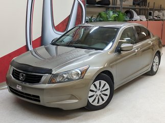 Honda Accord Sedan LX 2009