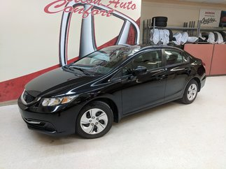 Honda Civic Sedan LX 2013