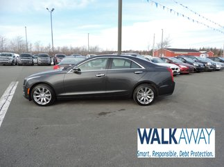 2018 Cadillac ATS Sedan Luxury AWD $281 BI-WEEKLY
