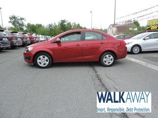 2013 Chevrolet Sonic $93 B/W TAX INC.