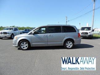 2013 Dodge Grand Caravan Crew $110 BI-WEEKLY