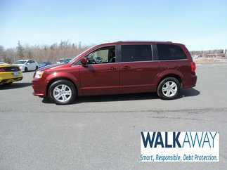 2018 Dodge Grand Caravan Crew Plus $232 BI-WEEKLY