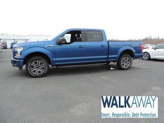 2017 Ford F-150 $315 B/W TAX INC.