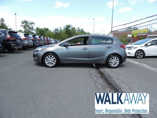 2016 Kia Forte 5-Door $101 B/W TAX INC.