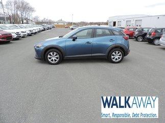 2018 Mazda CX-3 $143 B/W TAX INC.