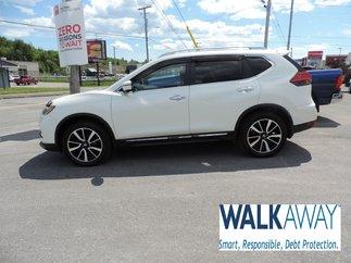 2017 Nissan Rogue $239 B/W TAX INC.
