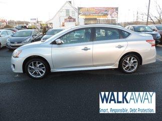 2014 Nissan Sentra $126 BI-WEEKLY