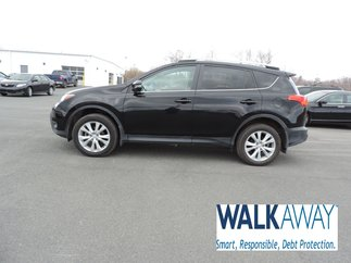 2013 Toyota RAV4 Limited $173 BI-WEEKLY