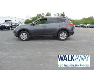2015 Toyota RAV4 LE $143 BI-WEEKLY