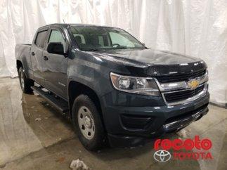 Chevrolet Colorado * 4WD WT * GR ÉLECTRIQUES * BLUETOOTH * 2017