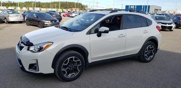 Subaru Crosstrek * Limited * GR ÉLECTRIQUE *CUIR  *GPS * 2017