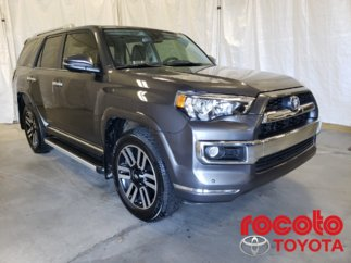 Toyota 4Runner * LIMITED * TOIT OUVRANT * GPS * CUIR * 2018