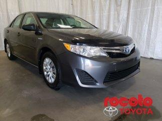 Toyota Camry Hybrid * LE * GR ÉLECTRIQUES * BLUETOOTH * 2013