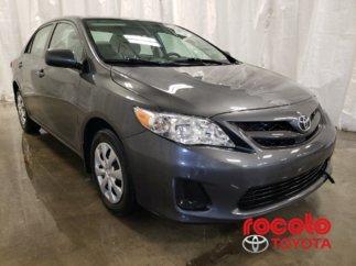 Toyota Corolla * CE * AIR CLIMATISÉE * PORTES ÉLECTRIQUES 2013