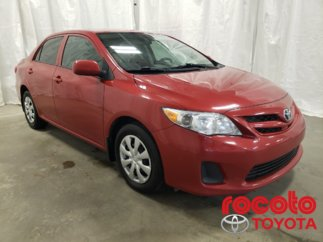 Toyota Corolla * CE * TOIT OUVRANT * BLUETOOTH * 2013