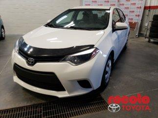 Toyota Corolla * LE * BLUETOOTH * CAM DE RECUL * GR ÉLECTRIQUES * 2014
