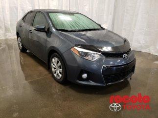 Toyota Corolla * S * GR ÉLECTRIQUES * BLUETOOTH * 2014
