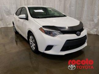 Toyota Corolla * LE * GR ÉLECTRIQUES * BLUETOOTH * 2014