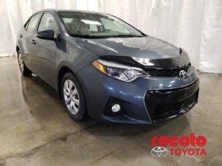 Toyota Corolla * S * GR ÉLECTRIQUE * BLUETOOTH * 2014