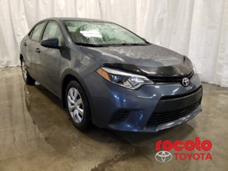 Toyota Corolla * LE * GR ÉLECTRIQUE * BLUETOOTH * 2014