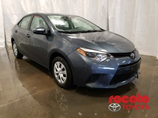 Toyota Corolla * CE * AIR CLIMATISÉE * BLUETOOTH * 2015