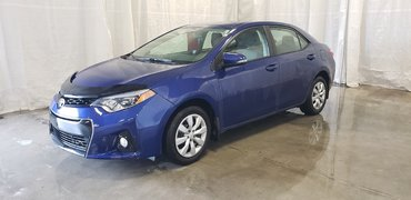 Toyota Corolla S BAS MILLAGE 2015