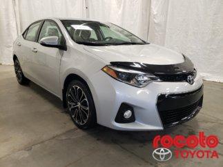 Toyota Corolla * S * TOIT OUVRANT * MAGS * GR ÉLECTRIQUE * 2015
