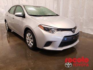 Toyota Corolla * LE * BLUETOOTH * GR ÉLECTRIQUES 2016
