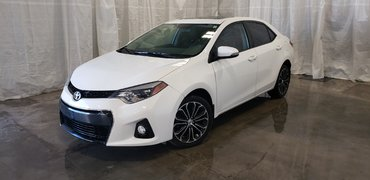 Toyota Corolla S MAGS,TOIT OUVRANT 2016