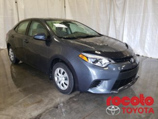2016 Toyota Corolla * CE * BLUETOOTH * AIR CLIMATISÉE *