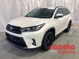 Toyota Highlander XLE V6 HIGHLANDER 2019