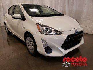 Toyota Prius C * GR ÉLECTRIQUES * BLUETOOTH * 2016
