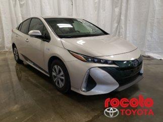 Toyota PRIUS PRIME * GR ÉLECTRIQUE * BANC CHAUFFANT * GPS * 2017